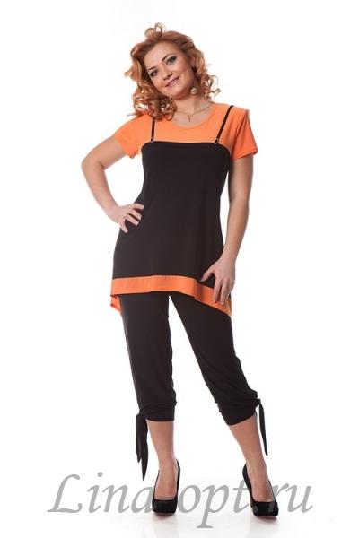 Женская Одежда Больших Размеров Lina Доставка